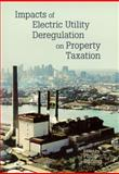 Impacts of Electric Utility Deregulation on Property Taxation, , 1558441409