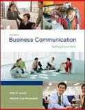 Business Communication : Building Critical Skills with BComm GradeMax, Locker, Kitty O. and Kaczmarek, Stephen Kyo, 0073261408