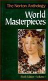 The Norton Anthology of World Masterpieces, Maynard MacK, 0393961400