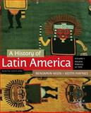 A History of Latin America, Volume 1 9th Edition