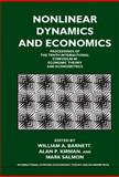 Nonlinear Dynamics and Economics : Proceedings of the Tenth International Symposium in Economic Theory and Econometrics, Barnett, William A. and Kirman, Alan P., 0521471419