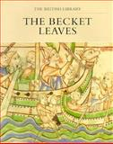 Becket Leaves, Backhouse, Janet, 0712301410