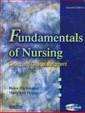 Fundamentals of Nursing : Caring and Clinical Judgment, Harkreader, Helen and Hogan, Mary Ann, 0721691412