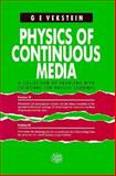 Physics of Continuous Media 9780750301411