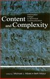 Content and Complexity : Information Design in Technical Communication, , 0805841415