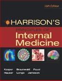 Harrison's Principles of Internal Medicine, Kasper, Dennis L. and Harrison, Tinsley Randolph, 007139141X