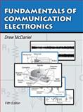 Fundamentals of Communication Electronics, Mcdaniel, Drew O., 0757561411
