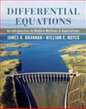 Differential Equations : An Introduction to Modern Methods and Applications, Boyce, William E. and Brannan, James R., 0471651419