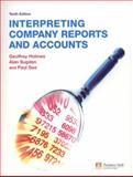 Interpreting Company Reports, Sugden, Alan and Holmes, Geoffrey, 0273711415
