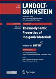 Binary Systems and Ternary Systems from C-Cr-Fe to Cr-Fe-W Pt. 1 : Thermodynamic Properties of Inorganic Materials Compiled by SGTE, Subvolume C - Ternary Steel Systems, Phase Diagrams and Phase Transition Data, , 3540881417
