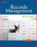 Records Management, Ginn, Mary Lea and Read, Judith, 0538731419