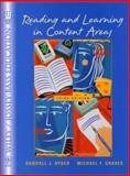 Reading and Learning in Content Areas, Ryder, Randall and Graves, Michael F., 0471391417