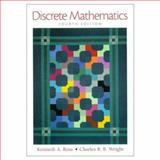 Discrete Mathematics, Ross, Kenneth A. and Wright, Charles R. B., 0130961418