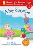 A Big Surprise, Kristi T. Butler, 0152051414