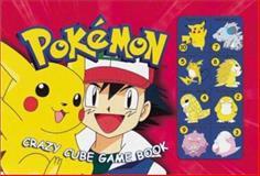 Pokemon Master Game Book and Magic Cube, Golden Books Staff, 030710141X