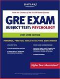 Kaplan GRE Exam Subject Test 9781419551420