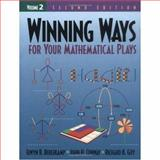 Winning Ways for Your Mathematical Plays, Berlekamp, Elwyn R. and Conway, John H., 156881142X