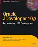 Oracle JDeveloper 10g 9781590591420