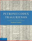 Petronii Codex Traguriensis, Stephen Gaselee, 1107691427