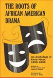 Roots of African American Drama 9780814321423
