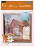 Acrylic: Country Scenes, Bob Bates, 0929261429