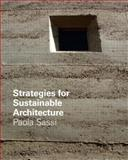 Strategies for Sustainable Architecture, Sassi, Paola, 0415341426