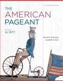 The American Pageant, Kennedy, David M. and Cohen, Lizabeth, 1111831424