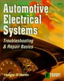 Automotive Electrical Systems, Martin, Vaughn D., 0790611422
