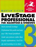 Livestage Professional 3 for Macintosh and Windows : Visual QuickStart Guide, Sitter, Martin, 020177142X