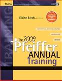 The 2009 Pfeiffer Annual : Training, , 0470371420