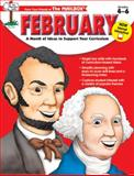 February Monthly Idea Book, Becky Andrews, 1562341421