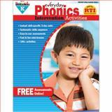 Everyday Phonics Intervention Activities Grade K Book, Newmark Learning LLC, 1612691420