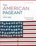 The American Pageant, Kennedy, David M. and Cohen, Lizabeth, 1111831432