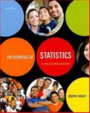 The Essentials of Statistics : A Tool for Social Research, Healey, Joseph F., 0495601438