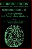 Carbohydrates and Energy Metabolism, , 0896031438