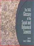 Social and Behavioral Sciences, Sullivan, Larry E., 1412951437