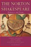The Norton Shakespeare : Romances and Poems, Shakespeare, William and Greenblatt, Stephen, 0393931439