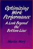 Optimizing Work Performance 9780899301433