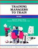 Training Managers to Train, Zaccarelli, Herman, 0931961432