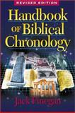Handbook of Biblical Chronology 9781565631434
