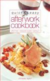 Quick and Easy after Work Cookbook, Chrissie Taylor, 0572031432
