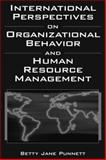 International Perspectives on Organizational Behavior and Human Resource Management, Punnett, Betty Jane, 0765621436