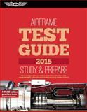 Airframe Test Guide 2015, ASA Test Prep Board, 1619541432
