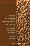 Polymers for Packaging and Containers in Food Industry, Sukhareva, L. A. and Yakovlev, V. S., 9004161430