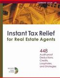 Instant Tax Relief for Real Estate Agents, Lyon, Edward A., 0324201435