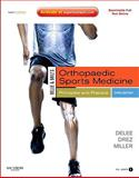 Orthopaedic Sports Medicine Set : Principles and Practice, DeLee, Jesse and Drez, David, 141603143X