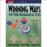 Winning Ways for Your Mathematical Plays, Berlekamp, Elwyn R. and Conway, John H., 1568811438