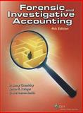 Forensic and Investigative Accounting (4th Edition), Crumbley CPA, Larry D. and Heitger CPA, Lester E., 0808021435