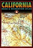 California Road and Recreation Atlas, Benchmark Maps Staff, 0929591437