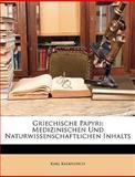 Griechische Papyri, Karl Kalbfleisch, 1146441436